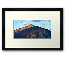 Mountain, Summit County, Colorado Framed Print