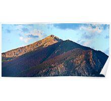 Mountain, Summit County, Colorado Poster