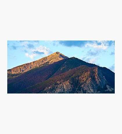 Mountain, Summit County, Colorado Photographic Print