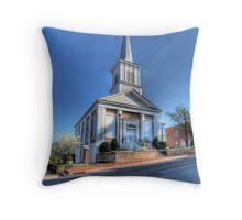 1st Baptist Throw Pillow