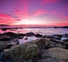 Autumn Sunrise at Bronte Beach, Sydney by Distan