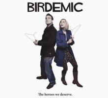 Birdemic by melikeslemons