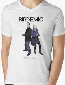 Birdemic Mens V-Neck T-Shirt