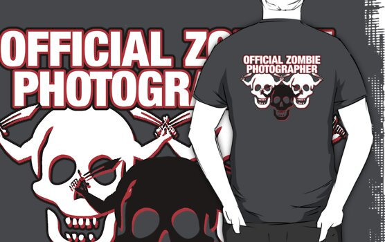 Official Zombie Photographer v2 by Stephen Mitchell