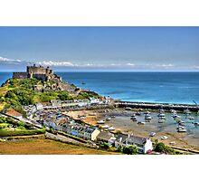 """Views over Gorey Bay, Jersey"" Photographic Print"
