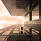 Upwards #2 by Lena Weiss