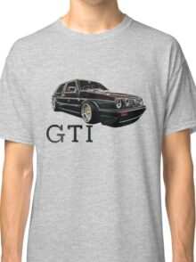 Mark 2 Volkswagen Golf GTI Classic T-Shirt