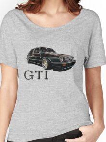 Mark 2 Volkswagen Golf GTI Women's Relaxed Fit T-Shirt