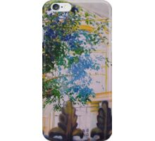 BATH PODIUM (OLD) iPhone Case/Skin