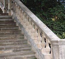 Stone stairs by rualexa