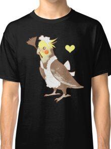 Cockatiel Maid Classic T-Shirt