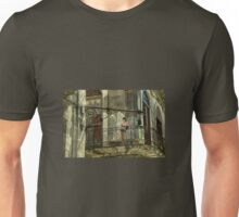 The Girl on the Balcony  Unisex T-Shirt