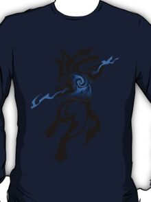 pokemon lucario legenday anime manga shirt T-Shirt