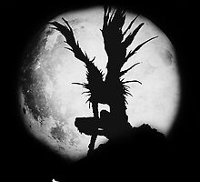 """Ryuk """"MoonLight"""" - Death Note  by teamxre"""