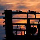 Sunset sur la Grave 2 by Jacinthe Brault