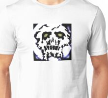Melting skull number 2 Unisex T-Shirt