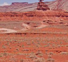RT 14 - Monument Valley - Arizona/Utah Sticker