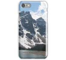 Canadian Rockies #2 iPhone Case/Skin