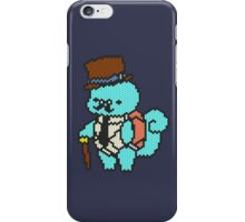 pokemon squirtle blastoise pixel anime manga shirt iPhone Case/Skin