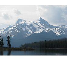 Canadian Rockies #3 Photographic Print