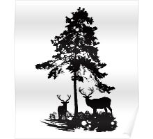You are a deer Poster