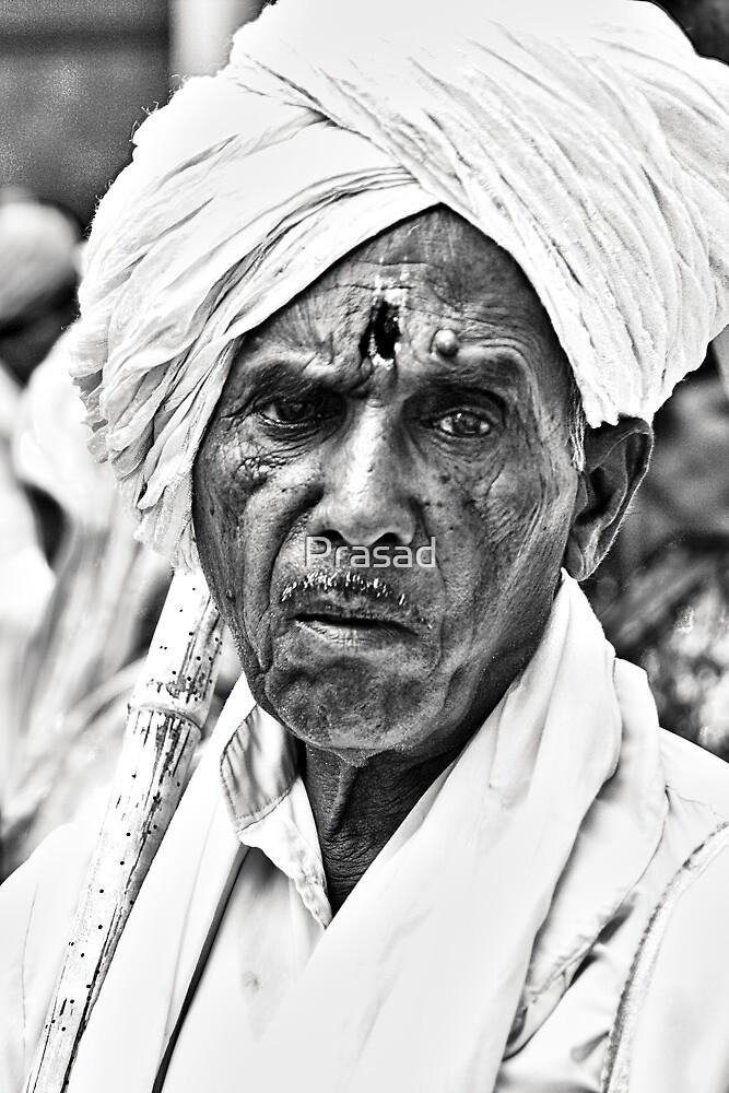 Varkari #5 ( Revisited ) by Prasad