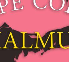 Cape Cod - Kalmus Beach Sticker