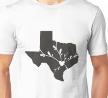 The Heart of Texas (UT Colors) Unisex T-Shirt