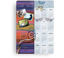 corporate calendar Metal Print