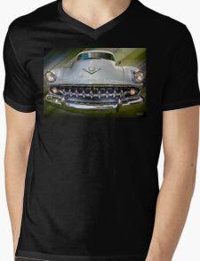 1954 DeSoto Firedome Mens V-Neck T-Shirt