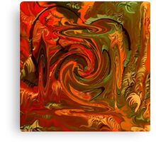 Abstract- 20  Art + Products Design  Canvas Print