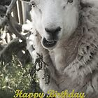Happy Birthday to Ewe by simpsonvisuals