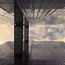 Upwards #3 by Lena Weiss