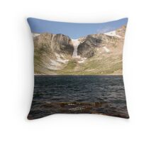 Valley Waters Throw Pillow