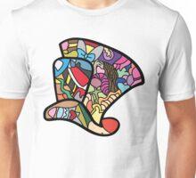 Mad hatter Unisex T-Shirt