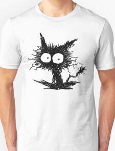 Black Unkempt Kitten GabiGabi T-Shirt