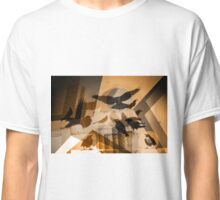 The Enemy that Scans the Skies Classic T-Shirt