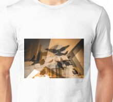 The Enemy that Scans the Skies Unisex T-Shirt