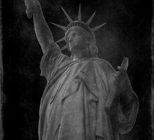 Lady Liberty by artisandelimage