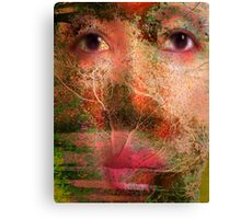 Planter Of Trees, Earth Helper Canvas Print