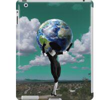 Weight of the world iPad Case/Skin