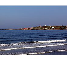 Morning - Cape St. Mary Photographic Print