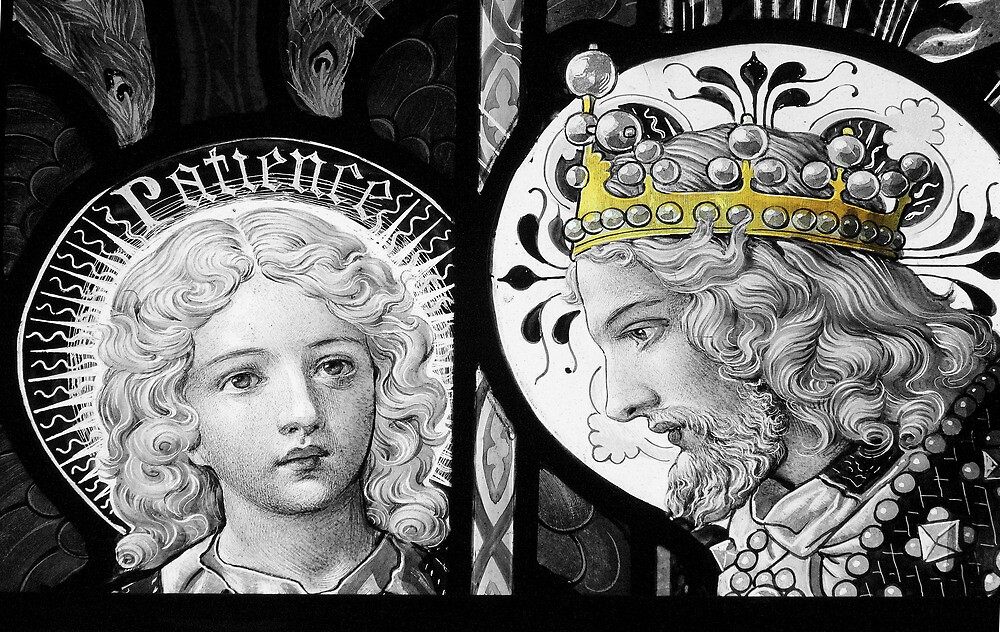Crowned King Of Kings by Dave Godden