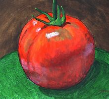 Mostly Vegetables  (with apologies to the tomato) by bernzweig