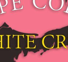 Cape Cod - White Crest Beach Sticker