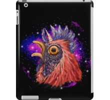 This Chicken has seen things.. iPad Case/Skin