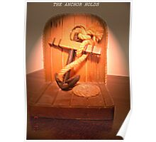 THE ANCHOR HOLDS Poster