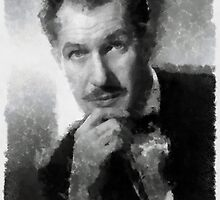 Vincent Price by John Springfield by esotericaart