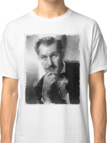 Vincent Price by John Springfield Classic T-Shirt