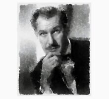 Vincent Price by John Springfield Unisex T-Shirt
